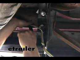 trailer wiring harness installation 1994 ford f150 etrailer 1999 F250 Trailer Wiring Harness Cab To Bumper trailer wiring harness installation 1994 ford f150 etrailer com youtube