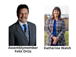 51st Assembly District Race: Ortiz, Walsh Top Fundraisers