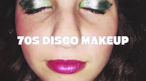 disco makeup tutorial