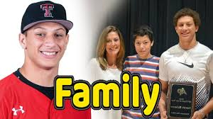 The two reportedly divorced when patrick was just 11 years old — but for the sake of their son. Patrick Mahomes Family Photos With Father Mother And Girlfriend Brittany Famous Sports Family Photos Sports Gallery
