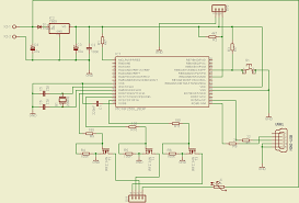 elektronik rgb led controller steffenschuette de building the circuit this is the circuit diagram for the led controller