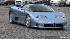 Eb110 gt scissor doors were a gandini trademark. 4k Bugatti Eb110 Gt Start Up Exhaust Sound Youtube