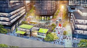 a look at the river mile project a proposed redevelopment of the 62 acre site where elitch gardens sits