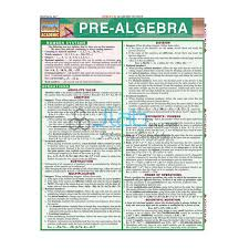 Pre Algebra Chart India Pre Algebra Chart Manufacturer Pre