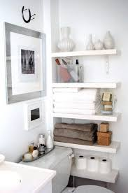 Best Small Bathroom Storage Ideas On Pinterest Bathroom