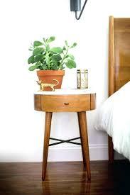 circular nightstand circular nightstand small round side