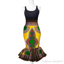 African Skirts Patterns Interesting Summer Women Clothing New Designs African Clothes For Women African