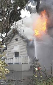 A historic tragedy: Valdosta's oldest house burns | Local News ...
