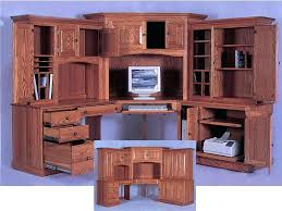 corner office desk hutch. Home Office Desk With Hutch Corner Computer For Furniture Laptop Workstation Student C