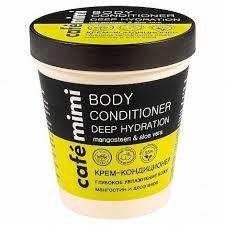 <b>Cafe mimi Крем</b>-<b>Кондиционер для тела</b> Глубокое увлажнение ...