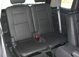 ford explorer third row seats