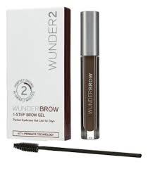 Wunderbrow Shades Chart Review Wunderbrow Eyebrow Gel My Beautiful Flaws