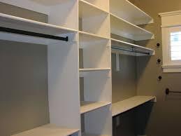 how to build closet shelves storage system clothes rods organizer ikea