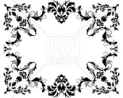 victorian frame design. Victorian Frame, 83830, Download Royalty-free Vector Image Frame Design