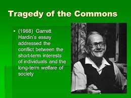 the environment and society ppt video online tragedy of the commons