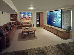 basement ideas for entertainment. gallery of basement ideas with entertainment area for