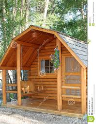 Wooden Cottage Design Small Wood Cabin Stock Photo Image Of Home Vacation 5752512