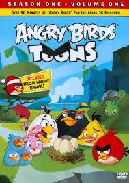 Angry Birds Toons, Vol. 1 [DVD] - Best Buy