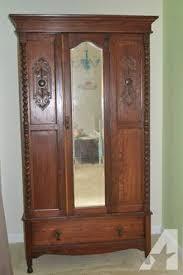 antique armoire furniture. Antique Armoire - $950 Furniture