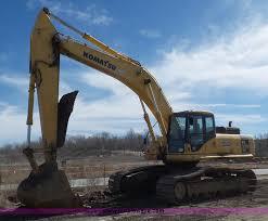construction equipment auction in kansas city missouri by purple 2004 komatsu pc300hd 7 excavator