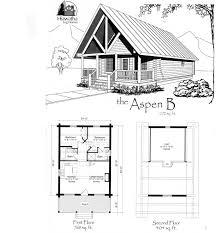 rustic log cabin floor plans