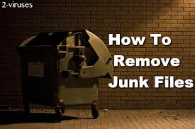 How To Remove Junk Files 2 Viruses Com