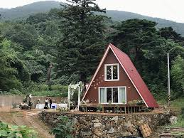 6 a frame house kits you can for