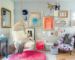 san francisco hanging bubble chair with area rugs kids eclectic and feature wall