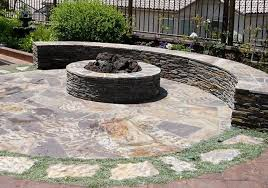 fire pit designs in ground