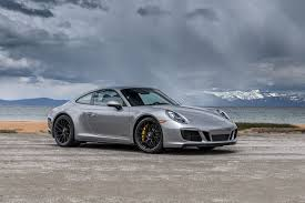 2018 porsche 911 gts.  2018 thanks to newly designed larger twin turbos with 18 psi of boost the 30  liter flat six is up 450 horsepower and 405 lbft torque hit  intended 2018 porsche 911 gts i