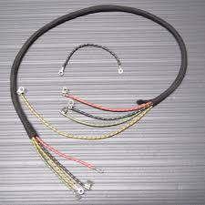 harley 1948 only panhead flathead wiring harness kit usa made ul harley 1948 only panhead flathead wiring harness kit usa made ul el fl wl 5 5 of 7