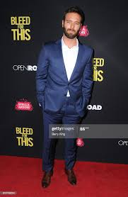 Actor Tim Fields arrives at the premiere of Open Road Films 'Bleed... News  Photo - Getty Images