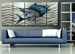 large metal fish wall art full size of wall sculpture wall art metal fish wall art