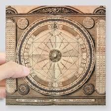 Alchemy Chart Alchemy Symbols Stickers Cafepress