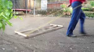Diy Sod Diy How To Level Your Ground For Seed Or Sod Lawn Installation