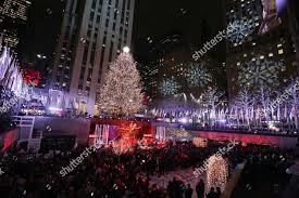 General View During 86th Annual Rockefeller Center Editorial