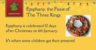 Image result for feast of the epiphany