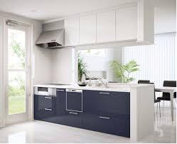 Small Kitchen Modern Kitchen Design Modern Small U Shape Red Kitchen Design With