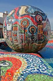 Mosaic Design Love This Amazing Art Work Mosaic Design Art Mosaic Art
