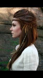Like a warrior   Peinados medievales, Peinados bohemios, Peinados boho