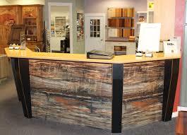 Counter Top Desks Formica Desk Front Petrified Wood Corian Countertop