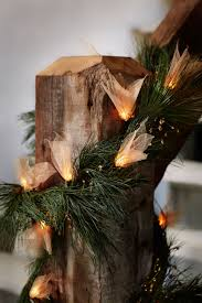 Pine Branches For Decoration 55 Christmas Garland Ideas Decorating With Holiday Garlands