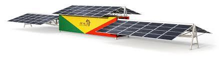 Solartainer - Africa GreenTec