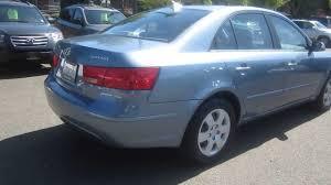 2009 Hyundai Sonata, Light Blue - STOCK# 13460A - Walk around ...