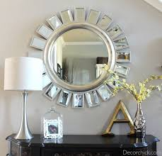 Image Complete Wall Round Sunburst Mirror For The Stairway Wall along With Photo Gallery Pinterest Round Sunburst Mirror For The Stairway Wall along With Photo