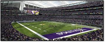 Us Bank Vikings Seating Chart 45 Punctilious Is Bank Stadium Seating