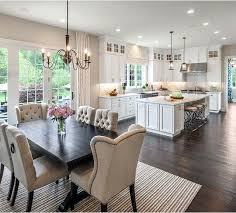 kitchen dining room ideas best open concept kitchen ideas on living room white kitchen and dining kitchen dining room ideas