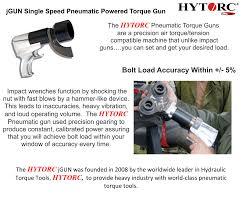 Jgun Torque Chart Hytorc Jgun Torque Wrenches Hytorc Jgun Torque Tools