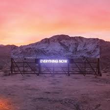 Review: <b>Arcade Fire's</b> '<b>Everything</b> Now' album feels like staggering ...