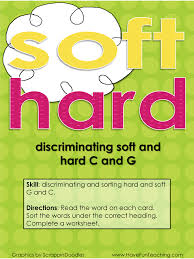 and Soft C and G Activity